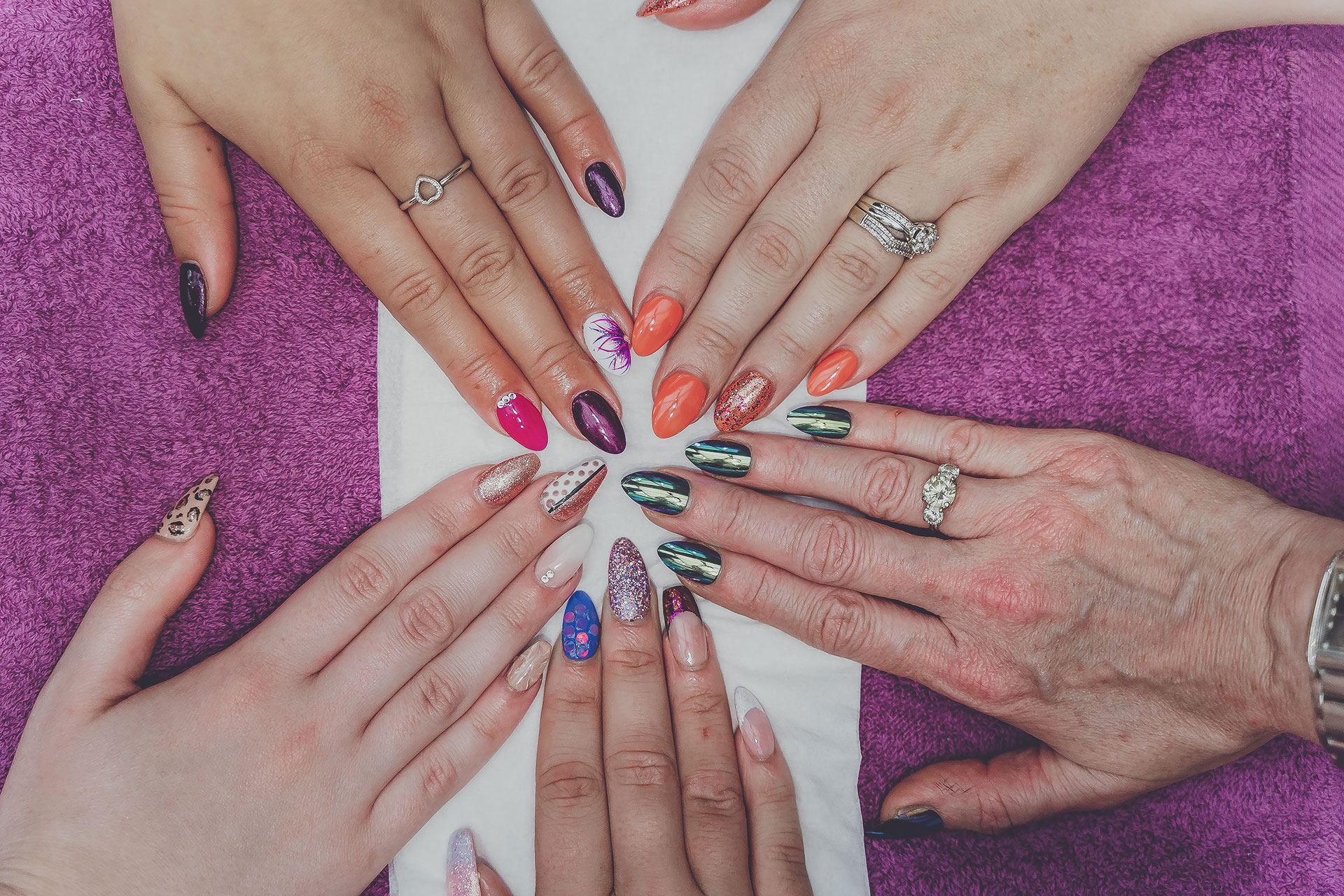 Hair and Beauty Boutique Nails